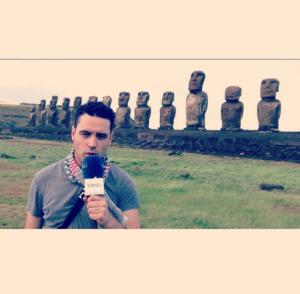 Reportaje en Isla de Pascua